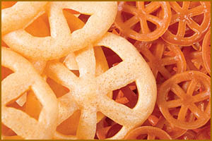pellets frituras